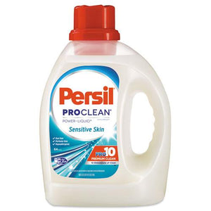 ESDIA09451EA - Proclean Power-Liquid Sensitive Skin Laundry Detergent, 100 Oz Bottle
