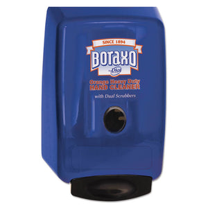 "ESDIA10989 - 2l Dispenser For Heavy Duty Hand Cleaner, Blue, 10.49""x4.98""x6.75"""
