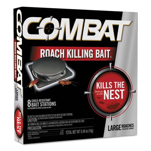 ESDIA41913CT - Source Kill Large Roach Killing System, Child-Resistant Disc, 8-pk, 12 Pk-ct