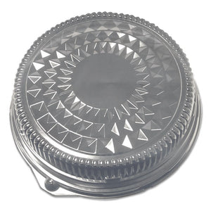 "ESDPK12DL - DOME LIDS FOR 12"" CATER TRAYS, 50-CARTON"