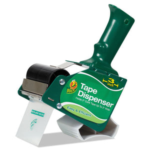 "ESDUC1064012 - Extra-Wide Packaging Tape Dispenser, 3"" Core, Green"