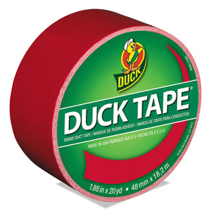 "ESDUC1265014 - Colored Duct Tape, 9 Mil, 1.88"" X 20 Yds, 3"" Core, Red"