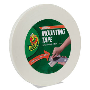 "ESDUC1289275 - Permanent Foam Mounting Tape, 3-4"" X 36yds"