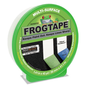 "ESDUC1396747 - Frogtape Painting Tape, 1.41"" X 45yds, 3"" Core, Green"