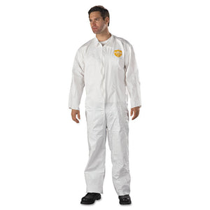 ESDUPNG120S2XL - Proshield Nexgen Coveralls, Hd Polyethylene, White, Size 2x-Large, 25-carton