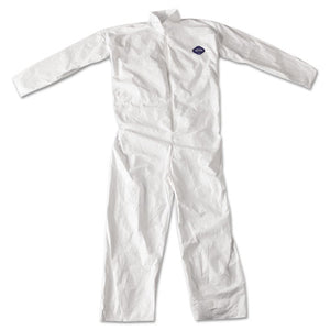 ESDUPTY120S4XL - Tyvek Coveralls, White, 4x-Large, 25-carton