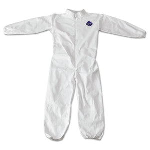 ESDUPTY125SM - Tyvek Coveralls, Zip Closure, Elastic Wrist-ankles, Medium