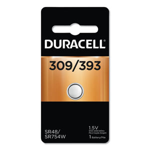 ESDURD309393 - BUTTON CELL BATTERY, 309-393, 1.5V