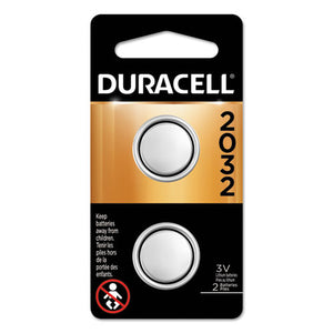 ESDURDL2032B2PK - LITHIUM COIN BATTERY, 2032, 2-PACK