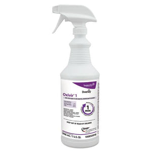 ESDVO100850916 - Oxivir 1 Rtu Disinfectant Cleaner, 32 Oz Spray Bottle, 12-carton