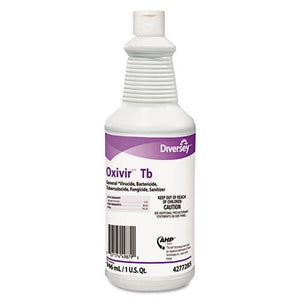 ESDVO4277285 - Oxivir Tb One-Step Disinfectant Cleaner, 32oz Bottle, 12-carton