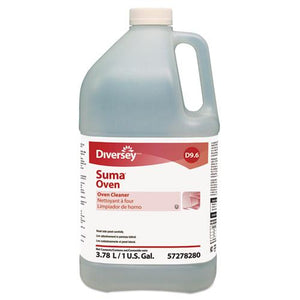 ESDVO957278280 - Suma Oven D9.6 Oven Cleaner, Unscented, 1gal Bottle