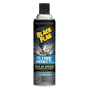 ESDVOCB110766 - Black Flag Flying Insect Killer 3, 18 Oz Aerosol, Fresh, 12-carton