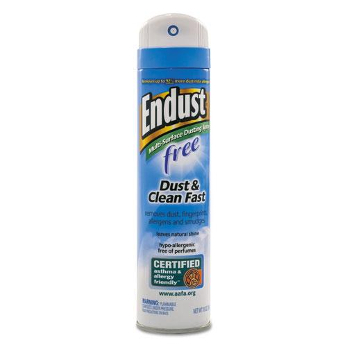 ESDVOCB507501EA - ENDUST FREE HYPO-ALLERGENIC DUSTING AND CLEANING SPRAY, 10 OZ AEROSOL
