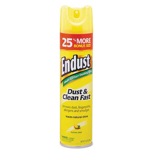 ESDVOCB508171 - Endust Multi-Surface Dusting And Cleaning Spray, Lemon Zest, 6-carton