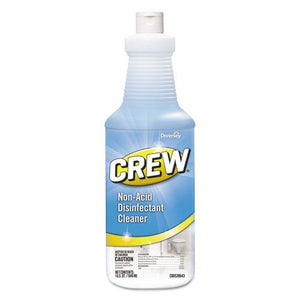 ESDVOCBD539643EA - Crew Non-Acid Disinfectant Cleaner, Liquid, 32 Oz