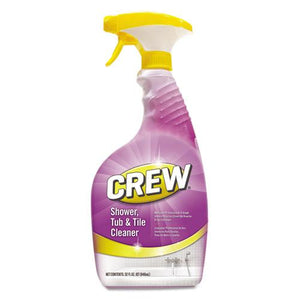 ESDVOCBD540281 - Crew Shower, Tub & Tile Cleaner, Liquid, 32 Oz, 4-carton