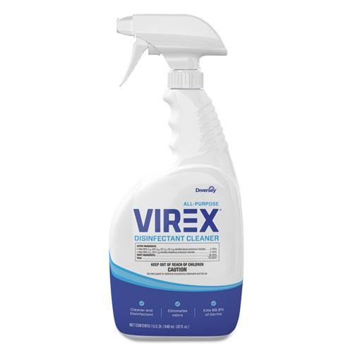 ESDVOCBD540533 - Virex All-Purpose Disinfectant Cleaner, Citrus Scent, 32 Oz Spray Bottle, 8-ct
