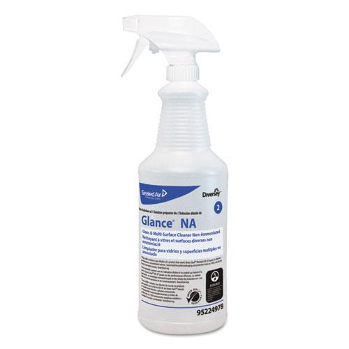 ESDVOD95224978 - Glance Na Spray Bottle, 32 Oz, Clear, 12-carton