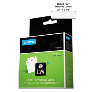 ESDYM1738595 - Labelwriter Bar Code Labels, 3-4 X 2 1-2, White, 450 Labels-roll