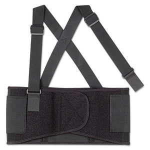 ESEGO11092 - Proflex 1650 Economy Elastic Back Support, Small, Black