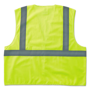 ESEGO20975 - Glowear 8205hl Type R Class 2 Super Econo Mesh Safety Vest, Lime, Large-x-Large