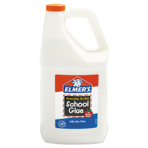 ESEPIE340 - Washable School Glue, 1 Gal, Liquid