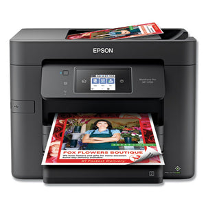 Epson® WorkForce® Pro WF-3730 All-in-One Printer