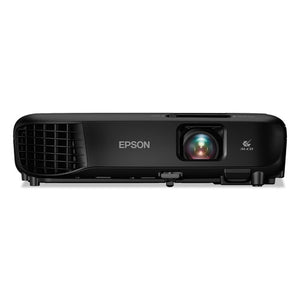 ESEPSV11H845120 - Powerlite 1266 Wireless 3lcd Projector, 3600 Lm, 1280 X 800 Pixels, 1.2x Zoom