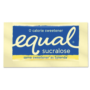 ESEQL90084 - Zero Calorie Sweetener, 0.035 Oz Packet, 500-box