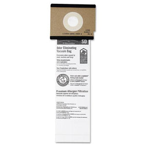 ESEUR63262B10CT - Sd Premium Allergen Vacuum Bags For Sc9100 Series, 50-case