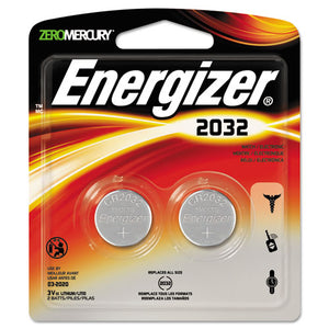 ESEVE2032BP2 - Watch-electronic-specialty Battery, 2032, 3v, 2-pack