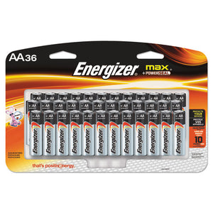 ESEVEE91SBP36H - Max Alkaline Batteries, Aa, 36 Batteries-pack