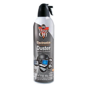 ESFALDPSJC - Disposable Compressed Air Duster, 3.5 Oz Can