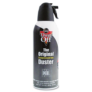 ESFALDPSXL - Disposable Compressed Air Duster, 10 Oz Can