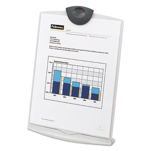 ESFEL20000 - Copy Stand, Plastic, 75 Sheet Capacity, Platinum-charcoal