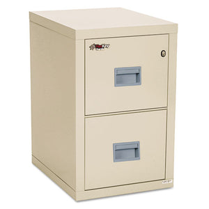 ESFIR2R1822CPA - Turtle Two-Drawer File, 17 3-4w X 22 1-8d, Ul Listed 350 For Fire, Parchment