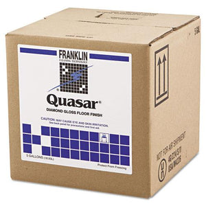 ESFKLF136025 - Quasar High Solids Floor Finish, 5gal Box