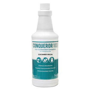 ESFRS1232WBCMF - Bio-C 105 Odor Counteractant Concentrate, Cucumber Melon, 1qt Bottle,12-ctn