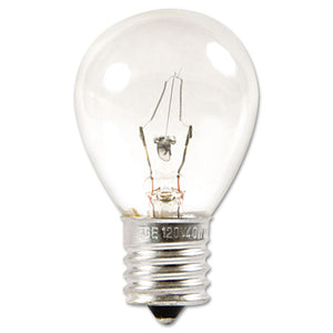 ESGEL35156 - INCANDESCENT S11 APPLIANCE LIGHT BULB, 40 W