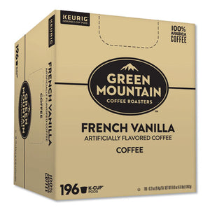 Colombia French Vanilla Bulk K-cups, 196-carton