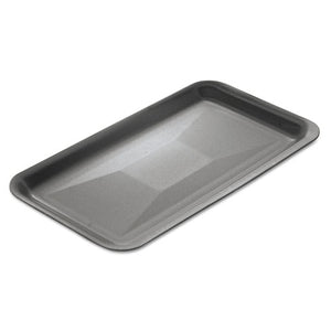 "ESGNP1014WH - Supermarket Trays, Foam, White, 13 7-8"" X 10"" X 1 1-4"", 100-carton"