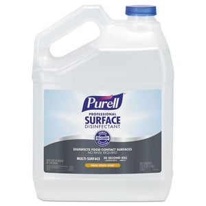 ESGOJ434204EA - Professional Surface Disinfectant, Fresh Citrus, 1 Gal Bottle