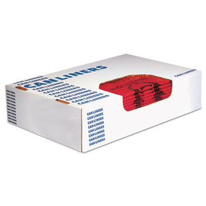 ESHERA4823PR - Healthcare Biohazard Printed Can Liners, 8-10 Gal, 1.3mil, 24 X 23, Red,500-ct,