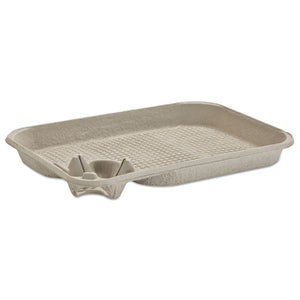 ESHUH20961CT - Strongholder Molded Fiber Cup-food Tray, 8-22oz, One Cup, 200-carton