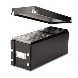 ESIDESNS01521 - Media Storage Box, Holds 60 Slim-30 Standard Cases