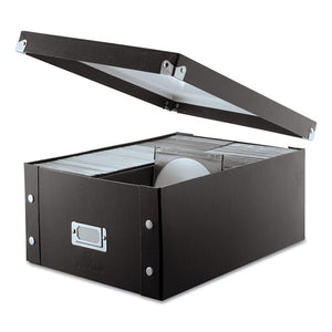 ESIDESNS01658 - Media Storage Box, Holds 120 Slim-60 Standard Cases