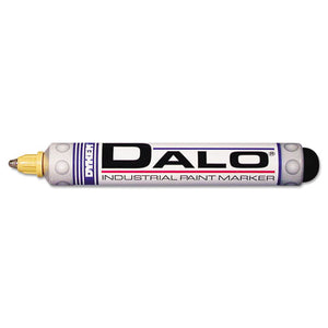 ESITW26063 - Dalo Industrial Paint Marker Pen, Medium Tip, Yellow