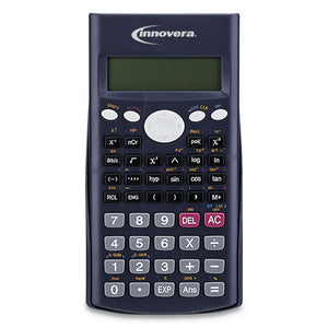 ESIVR15969 - 15969 SCIENTIFIC CALCULATOR, 240 FUNCTIONS, 10-DIGIT LCD, TWO DISPLAY LINES