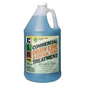 ESJELGRT4PRO - COMMERCIAL DRAIN LINE AND GREASE TRAP TREATMENT, 1 GAL BOTTLE